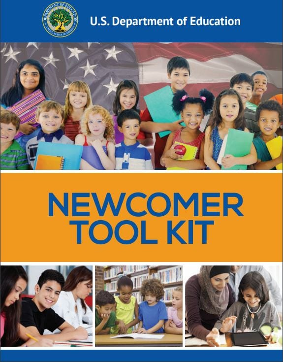 New Comer Tool Kit picture from the Resource Website