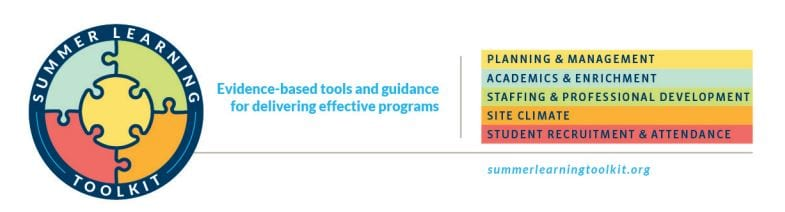 Summer Learning Toolkit logo picture